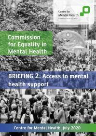 Access to mental health support